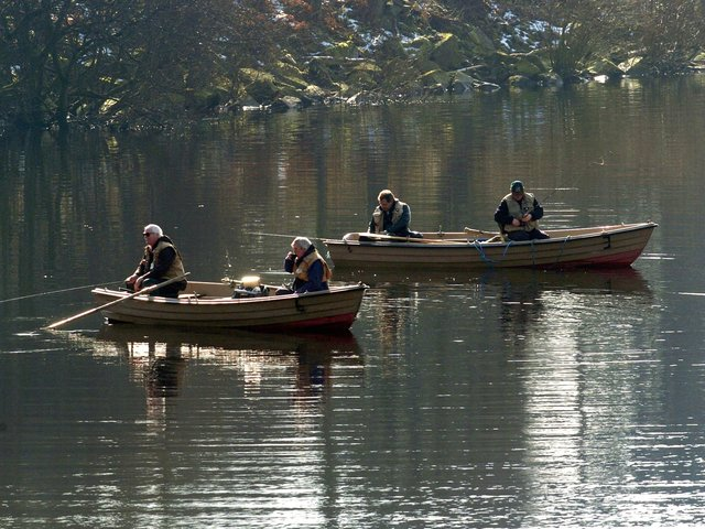 All forms of fishing can return from March 29.