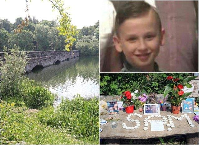 Sam Haycock died after getting into difficulty in the water at Ulley Reservoir on Friday, May 18.