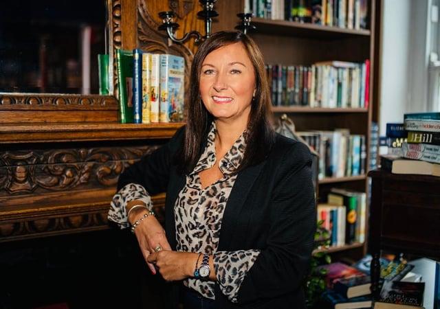 Worksop Guardian new mental wellbeing columnist, Vicky Waring