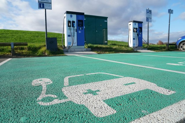More Bassetlaw drivers have chosen to go green as the number of electric vehicles rises.