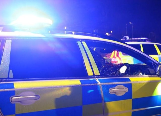 Police end pursuit at Walesby using a stinger