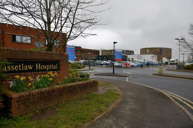 Bassetlaw Hospital, Worksop