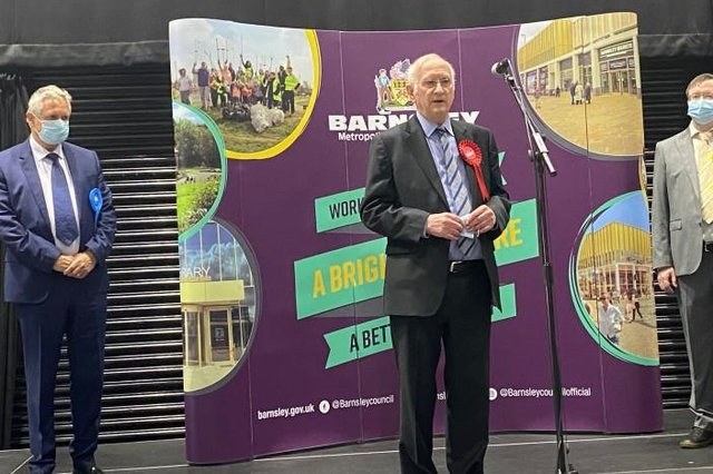 A sign of hope for Labour as Dr Alan Billings is re-elected as South Yorkshire PCC.