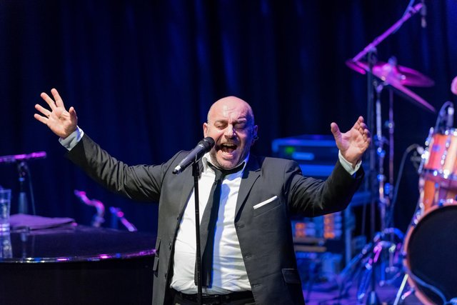 Elio Pace is the star of the hit touring show The Billy Joel Songbook