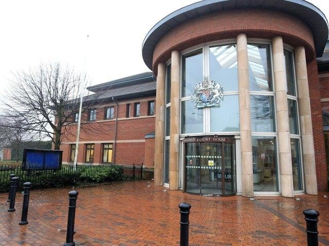 Mansfield Magstrate's Court.