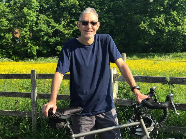 Councillor John Shephard has been appointed as Bassetlaw District Council's new Cycling Champion.