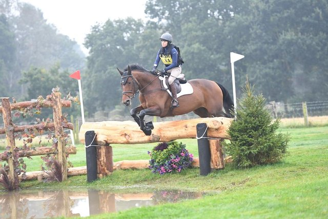 Water jump action from Osberton.