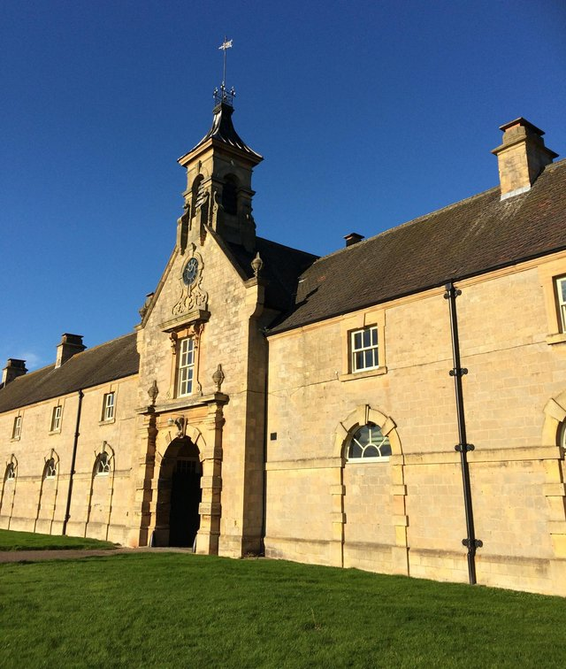 The Victorian Hunting Stables at Welbeck will provide a beautiful new setting for the event.