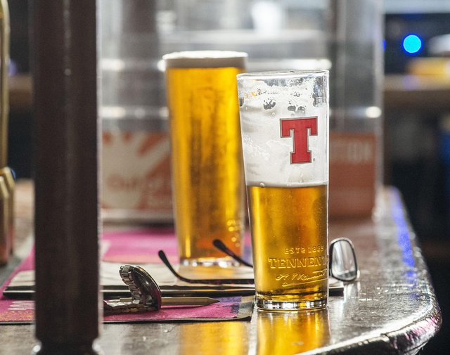 Bassetlaw pubs got a much-needed spending boost on Monday, new figures suggest. (Picture: Lisa Ferguson)