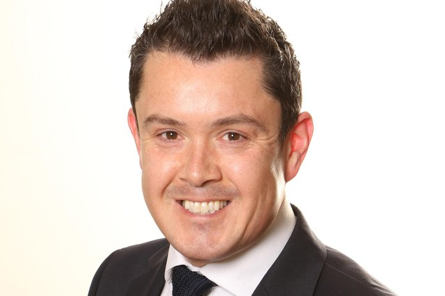 Coun Simon Greaves, Bassetlaw District Council leader