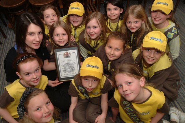 What are you memories of being a Brownie or Guide in Worksop?
