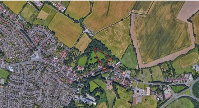 The council has received 16 letters of objection, including one from Sheffield and Rotherham Wildlife Trust, and one from the Aughton cum Aston Parish Council.