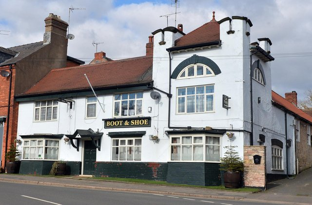 The Boot and Shoe pub, on High Street, Whitwell, could be converted into flats under new plans.