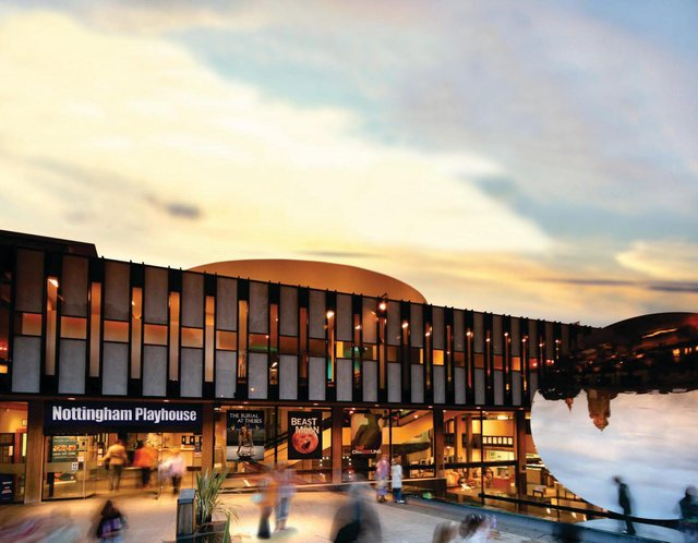 Nottingham Playhouse will be hosting its production of Beauty and the Beast at the end of this year (Photo credit: Drew Baumohl)