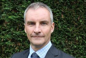 Jonathan Gribbin, director of public health for Nottinghamshire.