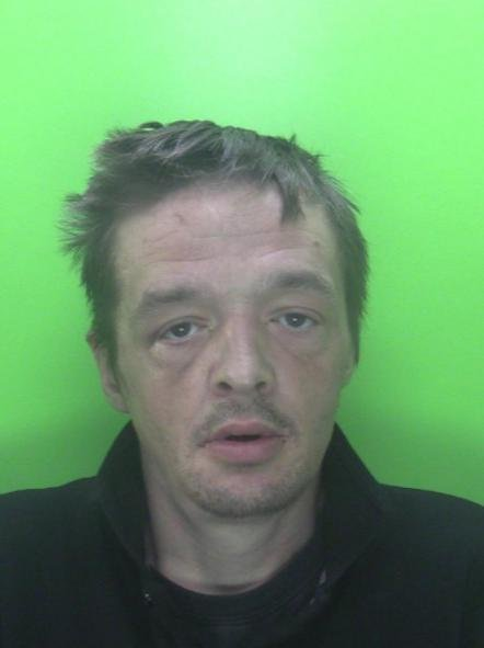 Adrian Millington, of Potter Street, Worksop, has been jailed for three years and five months.