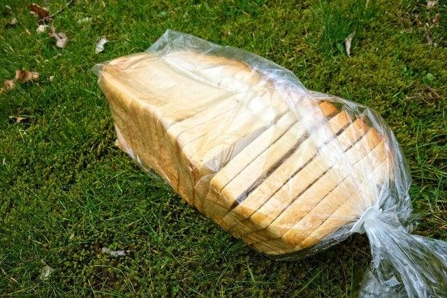 A million slices of bread go in the bin every hour in the UK.