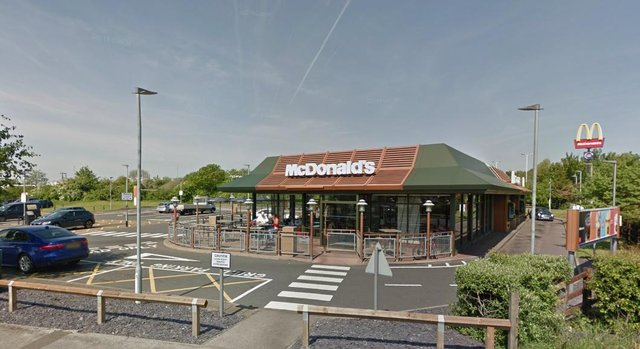 McDonald's, Worksop