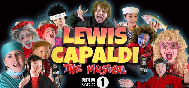 The Young Theatre Company, based at the Acorn Theatre, are taking to airwaves up and down the country with Lewis Capaldi- The Musical.