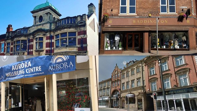 Please don't forget to support Worksop businesses when they reopen on April 12.