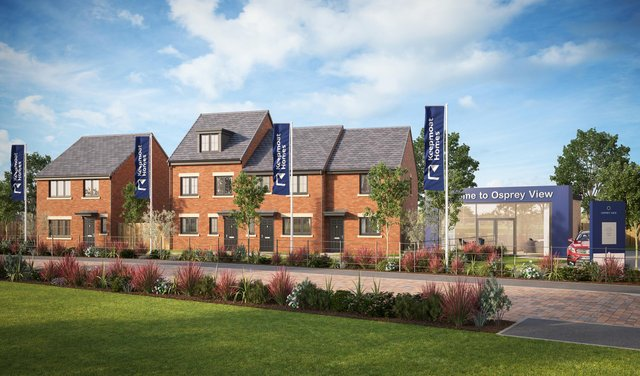 The former Firbeck Colliery site will be transformed into brand new homes.