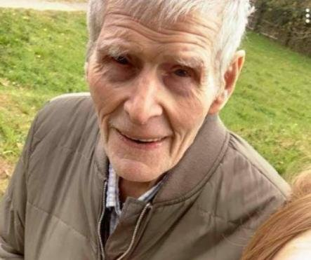 Douglas Fores, aged 95, is missing from Worksop.