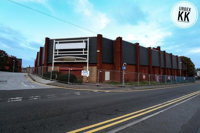 Take one last look around Worksop's Mayfair Centre.
