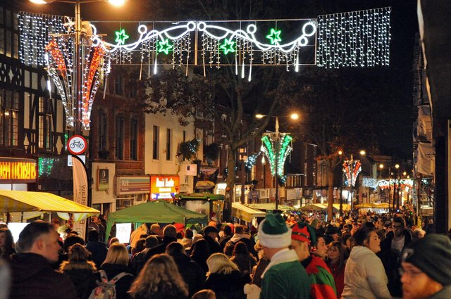 Worksop Christmas Lights 2020 Worksop Christmas Market axed because of lockdown | Worksop Guardian