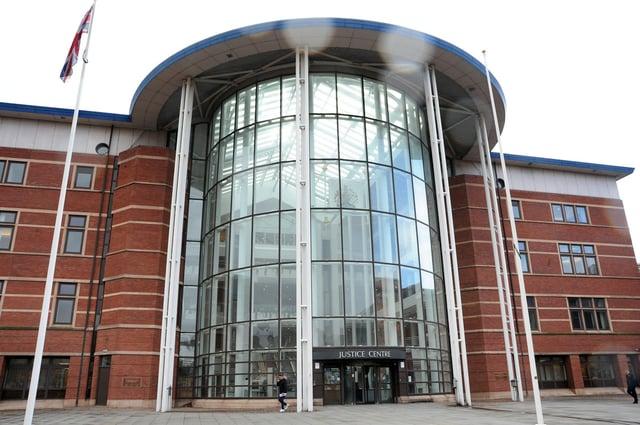Worksop man Thomas Doyle was sentenced at Nottingham Magistrates' Court.