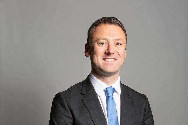 Brendan Clarke-Smith, Bassetlaw MP.