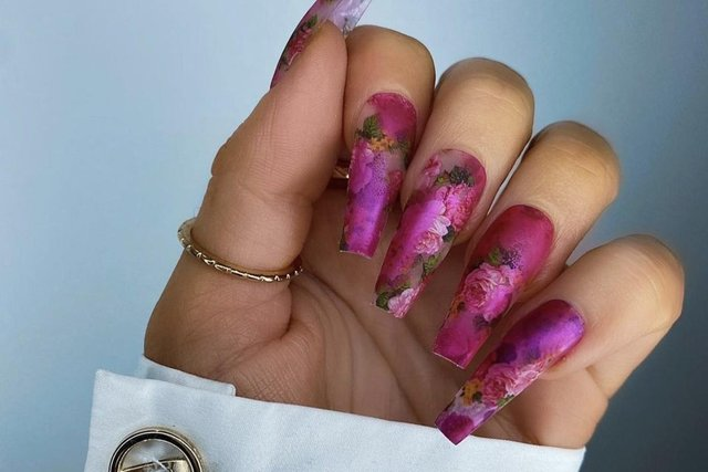 Nails by Worksop nail technician Christy Laking
