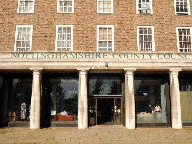 Nottinghamshire County Council.