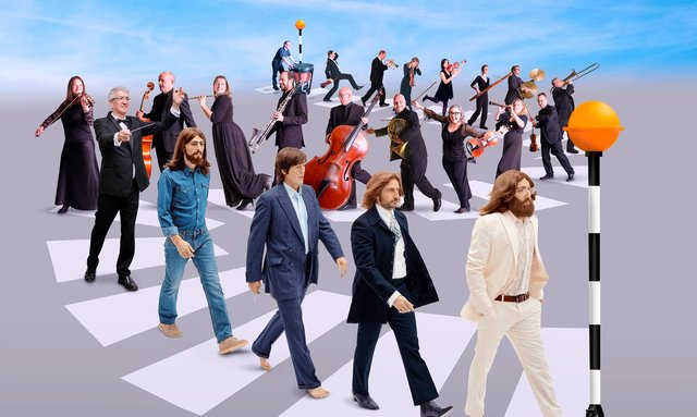 And In The End will pay homage to two classic Beatles albums next year at Nottingham Royal Concert Hall.