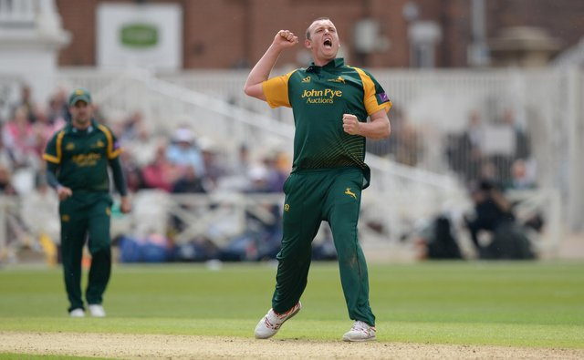 Luke Fletcher is confident Notts have the skills needed to enjoy a successful season. (Photo by Philip Brown)