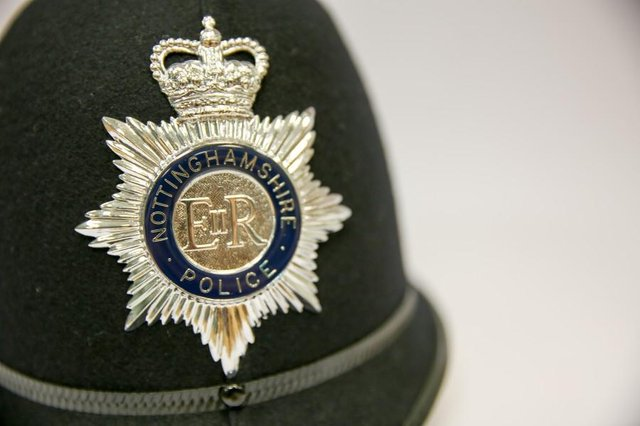 A 48-year-old man was hit in the head with a hammer after being confronted outside his home in Worksop earlier this week. Photo: Nottinghamshire Police.