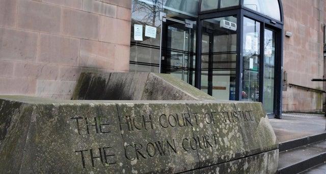 Katie Crowder is on trial at Nottingham Crown Court