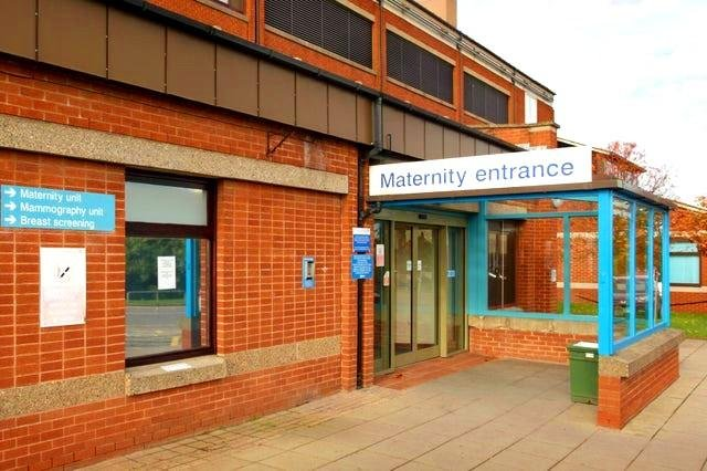 Restrictions have been relaxed at Bassetlaw Hospital as the country moves out of lockdown.