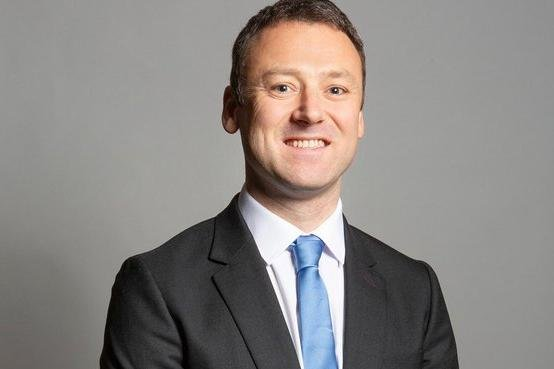 Bassetlaw MP Brendan Clarke-Smith