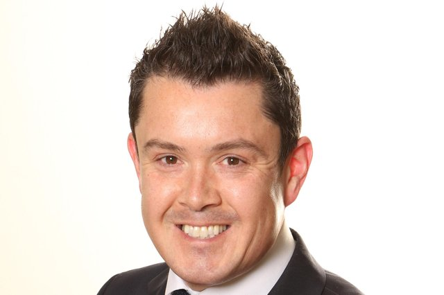 Coun Simon Greaves, leader of Bassetlaw District Council.
